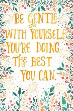 Doing the best you can...