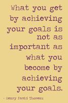 goal-achieving